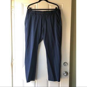 GUC Navy Under Armour Men's Golf Pants size 38/30